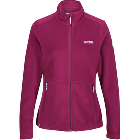 Regatta Floreo III Veste En Polaire Femme, purple potion